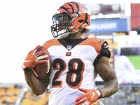 Bengals RB Joe Mixon sets eyes on 400 carries thumbnail