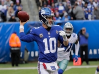 Giants head coach Pat Shurmur: 'I want Eli back' thumbnail