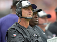 Ravens coach John Harbaugh calls for expanded replay thumbnail