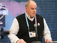 Steelers GM disagrees with perception of locker room thumbnail