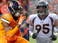 Broncos will exercise options on Sanders, Wolfe thumbnail