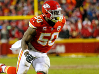 Chiefs engaging in trade talks for OLB Justin Houston thumbnail