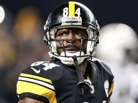 Antonio Brown not 'angry' with Steelers situation thumbnail