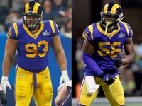 Rams 'definitely' interested in keeping Suh, Fowler thumbnail