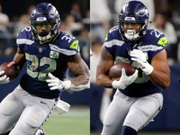 Pete Carroll views Carson, Penny as 'one-two punch' thumbnail