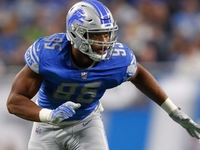Lions, DE Romeo Okwara agree on 2-year contract thumbnail