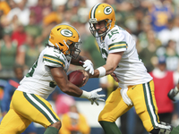 Jones: There was no friction with Rodgers, McCarthy thumbnail