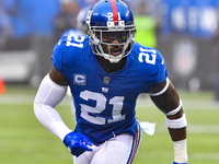 Giants unlikely to tag safety Landon Collins thumbnail