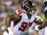 Falcons place franchise tag on DT Grady Jarrett thumbnail