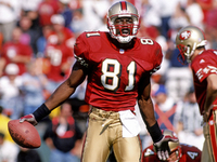 Terrell Owens to be inducted into 49ers Hall of Fame thumbnail