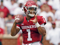 Kyler Murray to run 40, throw at March 13 pro day thumbnail