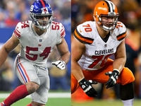 Giants to trade Olivier Vernon to Browns for OL Zeitler thumbnail