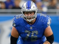 Lions release vet guard T.J. Lang after two seasons thumbnail