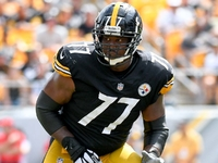 Steelers agree to trade OT Marcus Gilbert to Cardinals thumbnail