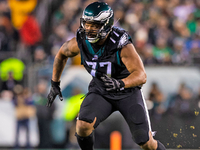 Patriots working on trade for Eagles' Michael Bennett thumbnail