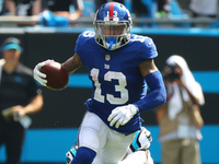 Browns agree to trade for Giants WR Odell Beckham thumbnail