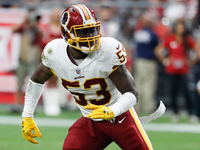 Redskins cut Zach Brown after shopping linebacker thumbnail