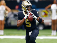 Teddy Bridgewater visits Dolphins as Saints wait thumbnail