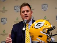 Packers GM: Spending spree unrelated to Rodgers' age thumbnail