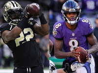 Mark Ingram intrigued by playing with Lamar Jackson thumbnail