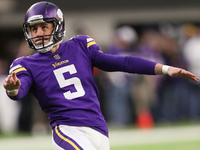 Vikings re-sign kicker Dan Bailey to one-year deal thumbnail