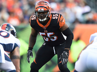 LB Vontaze Burfict signs 1-year, $5M deal with Raiders thumbnail