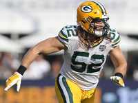 Former Packer Clay Matthews headed to Rams thumbnail