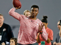 Haskins to meet with Broncos, Raiders, 'Phins, 'Skins thumbnail
