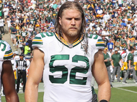 Clay Matthews: Return to Los Angeles 'a perfect fit' thumbnail