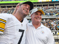 Steelers GM: 'Ben is our quarterback and our leader' thumbnail