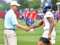 Giants owner: Trading Odell was 'reluctant' decision thumbnail