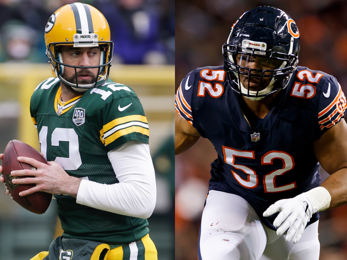 Packers Bears Rivalry Kicks Off 2019 Nfl Season Nfl Com
