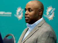 Miami Dolphins GM Chris Grier: 'There's no tanking' thumbnail