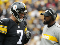 Tomlin has no problems with Big Ben's leadership thumbnail