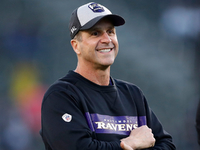 Harbaugh: Browns 'most talented team' in AFC North thumbnail