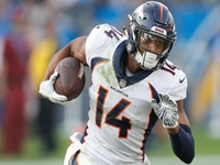 Courtland Sutton aims to be Broncos No.1 wide receiver thumbnail