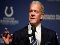 Colts owner: Goal is to 'win three' Super Bowls in a row thumbnail