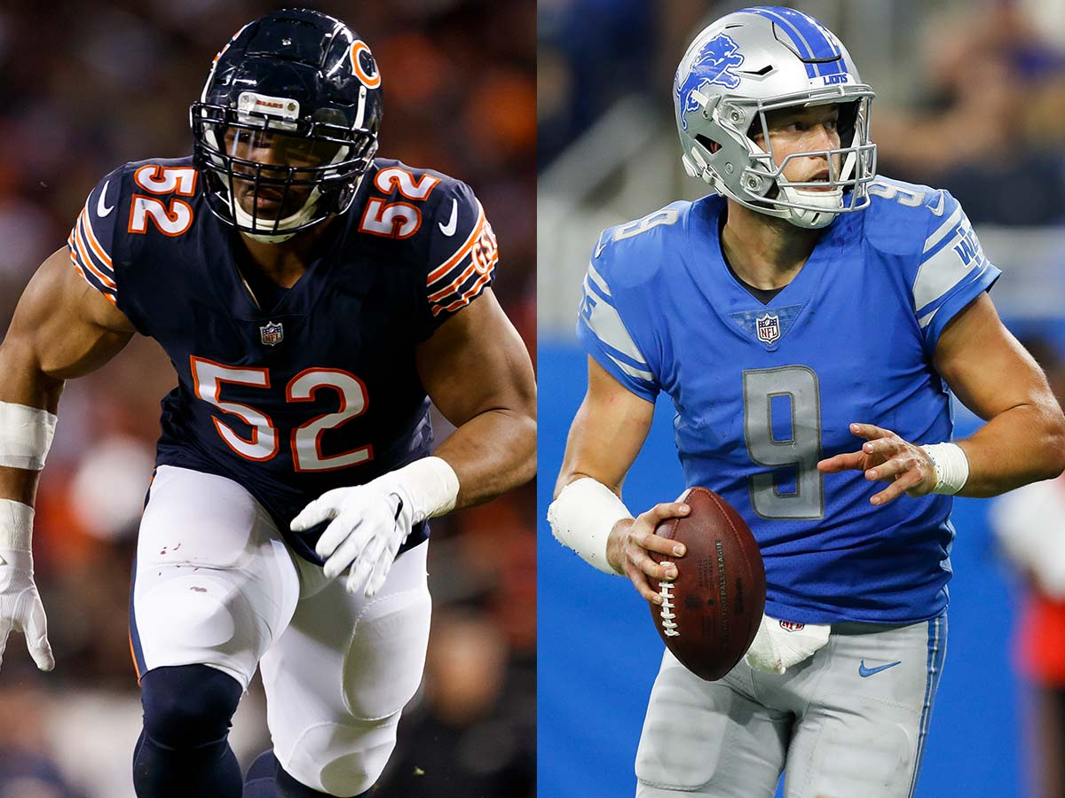 Thanksgiving Nfl Games 2020.Thanksgiving Day Serves Up Three Tasty Matchups Nfl Com