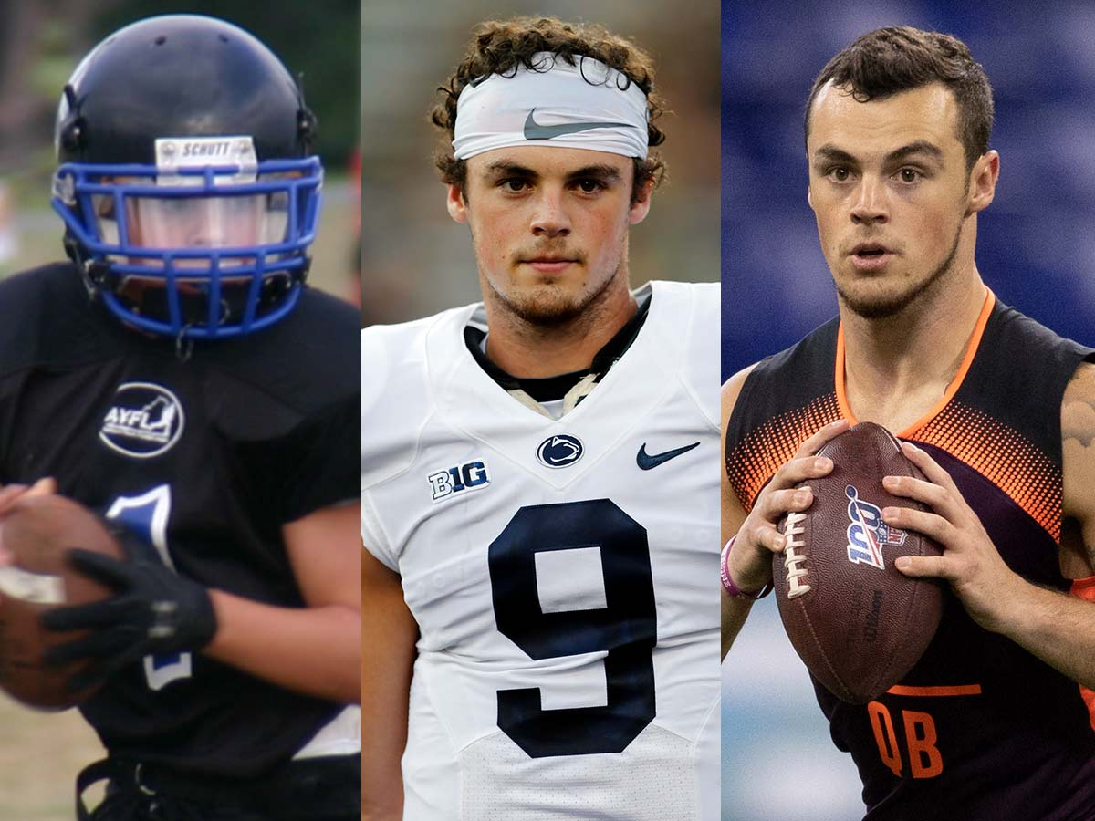 Trace McSorley's a warrior and a winner, but is he an NFL QB?