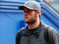 Lions GM: Stafford's absence won't affect draft plans thumbnail