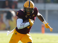 Patriots pick WR N'Keal Harry to close first round thumbnail