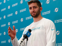 Josh Rosen ready to compete for Dolphins' starting job thumbnail