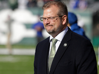 Mike Maccagnan explains why Jets didn't trade down thumbnail