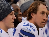 Lee excited to play alongside Smith and Vander Esch thumbnail