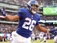 Barber: Saquon Barkley can be one of 'greatest ever' thumbnail