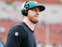 Carson Wentz will have no limitations for Eagles' OTAs thumbnail
