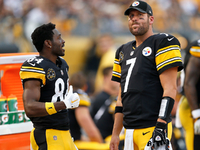 Big Ben 'sorry' for critical comments on Antonio Brown thumbnail