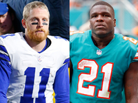 Injuries: Cole Beasley, Frank Gore sidelined at OTAs thumbnail