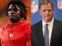 Goodell awaiting Tyreek Hill investigation to weigh in thumbnail