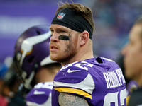 Kyle Rudolph says Vikings offered five-year extension thumbnail